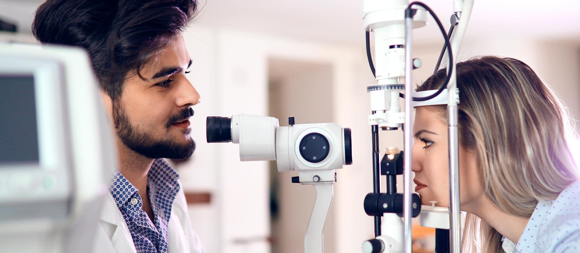Nuestro servicio de oftalmología en Hospital Sanitas Cima acreditado por Joint Commission Intenacional