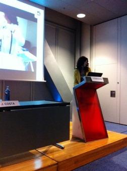 Dra. Romagosa en congreso Secoir 2013