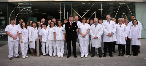 El equipo oftalmológico del Dr. Jesús Costa Vila se incorpora a CIMA