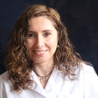 Laura Ortiz, optometrista del grupo oftalmológico Admiravisión Barcelona