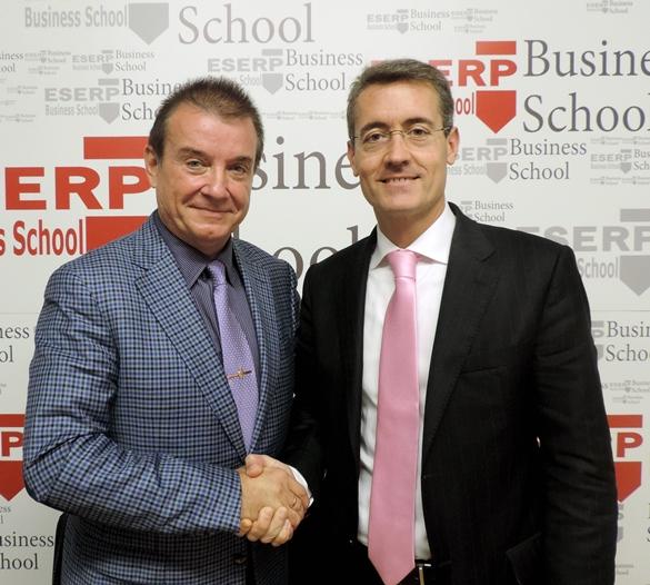 Hemos firmado un acuerdo con ESERP Business School