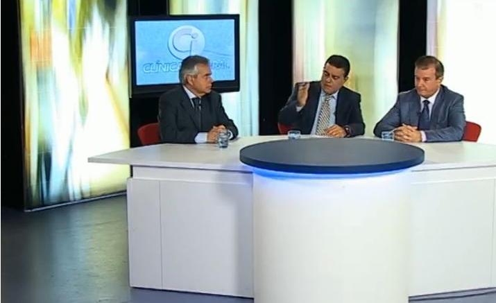 Entrevista als drs. Costa Vila i Arguedas a Esplugues Televisió