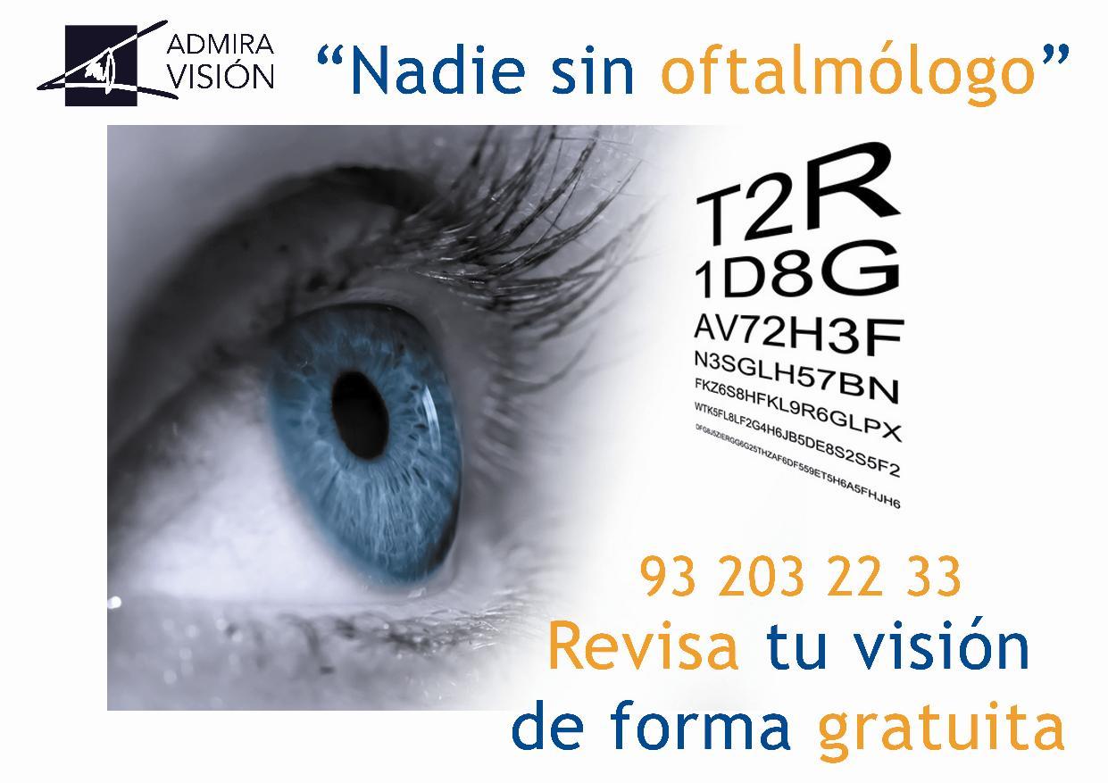Día Mundial de la Visión – Campaña social de prevención de patologías oculares