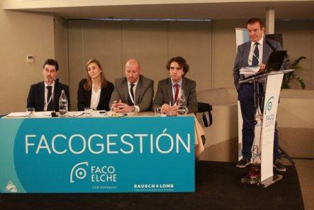 El Dr. Jesús Costa Vila dirige un nuevo curso de Facogestión en el congreso Facoelche