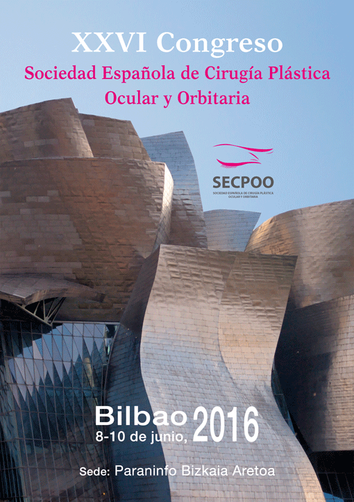 congreso de la Sociedad Española de Cirugía Plástica Ocular y Orbitaria