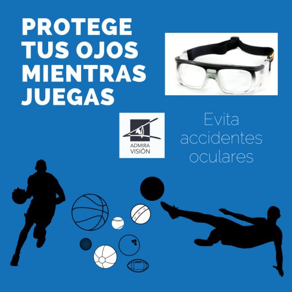 Recomenacions de protecció ocular en esports amb pilota