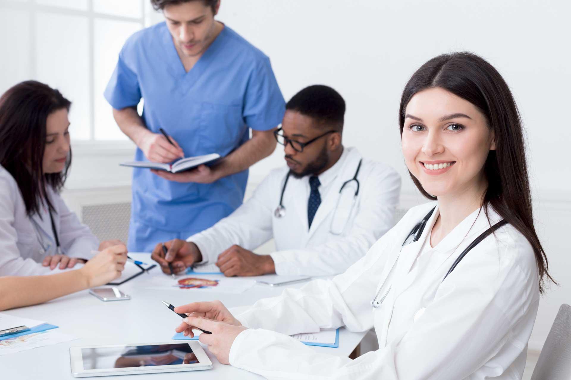 Sesión clínica sobre revisión de fármacos para el glaucoma