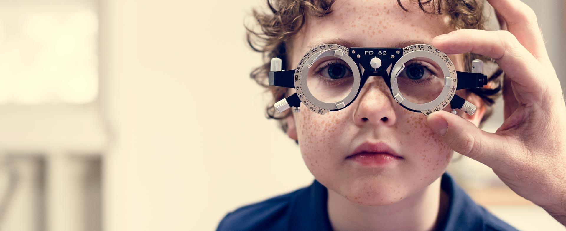 Patologies oculars mes freqüents a la infància