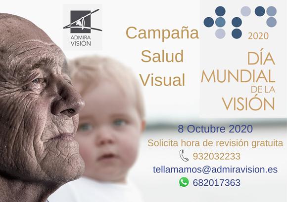 Campaña de Salud Visual del Día Mundial de la Visión 2020