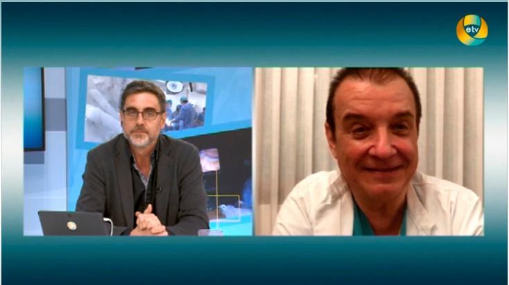 Entrevista Dr. Costa Vila Covid-19: oftalmología y Covid