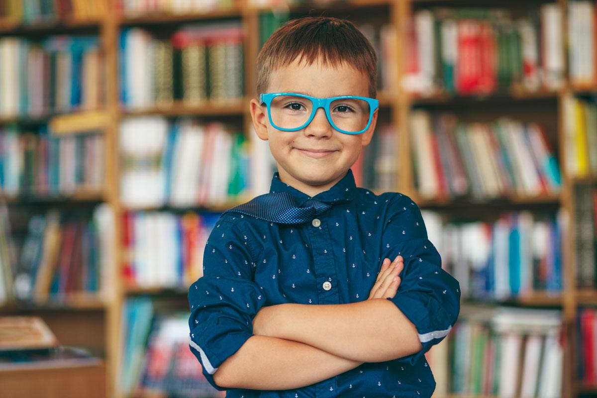 El sistema visual en niños. Cómo es y cómo evoluciona