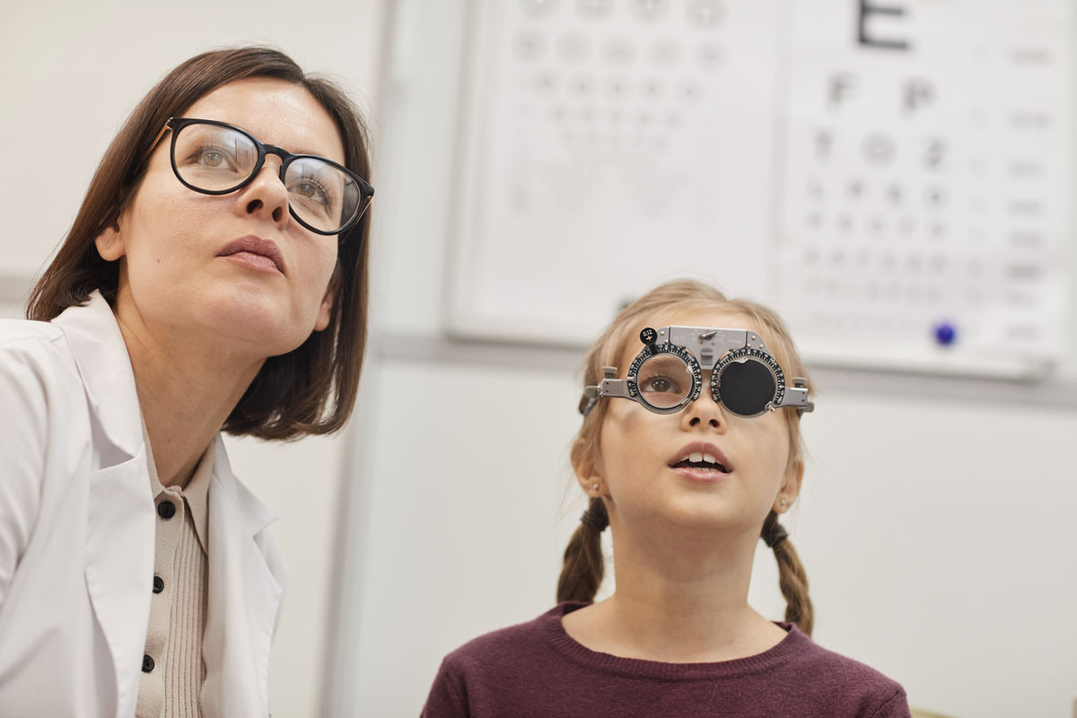 Visió i aprenentatge en els nens: Moviments oculars i hàbits posturals