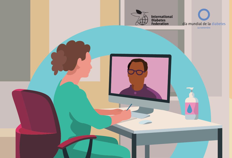 Campaña social de detección precoz de la Retinopatía Diabética