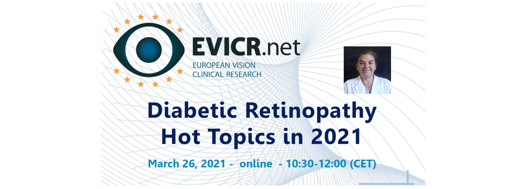 Webinar actualització en retinopatia diabètica