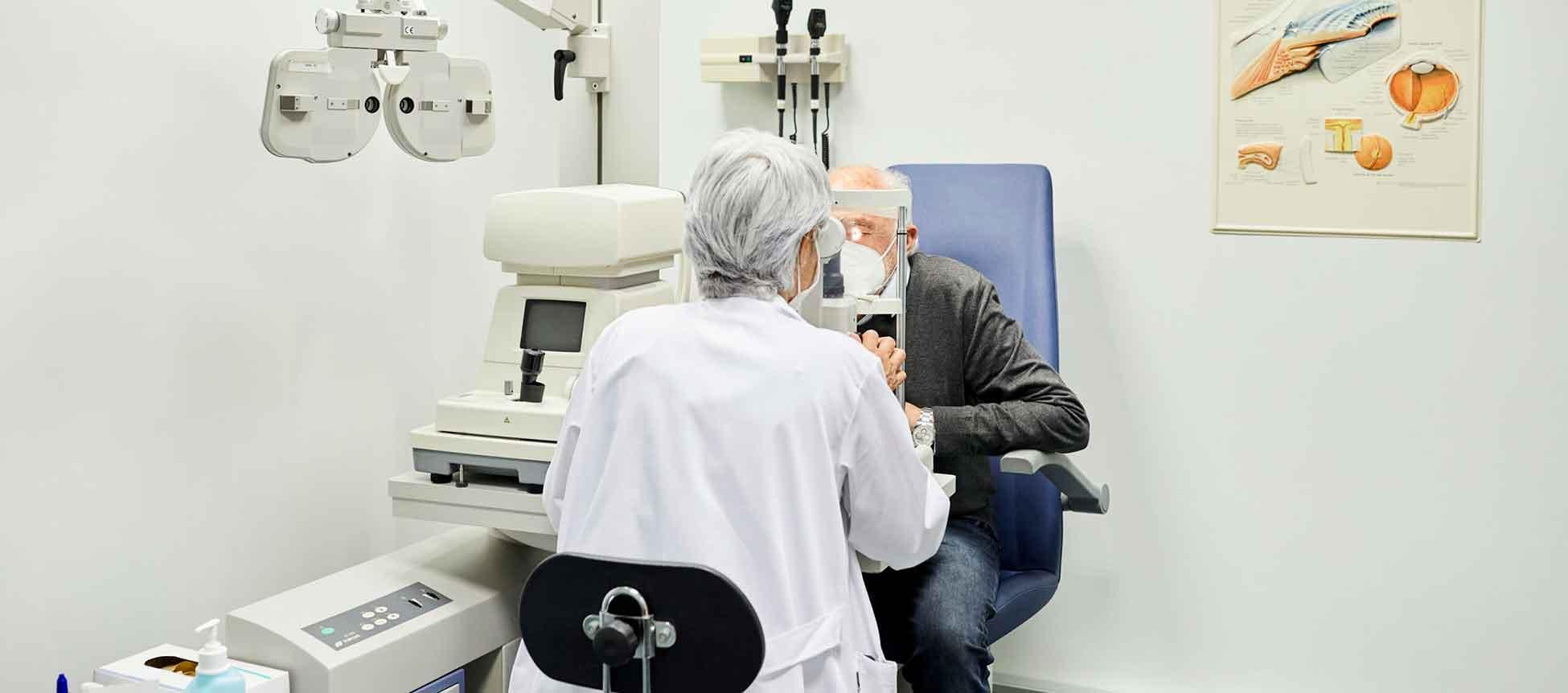 Campaña de salud visual del Día Mundial de la Visión