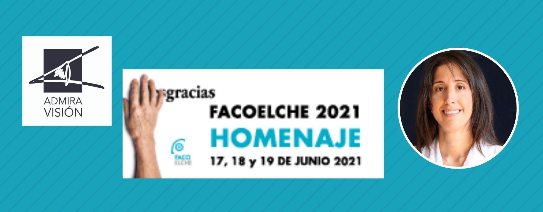 Participamos en el congreso Facoelche 2021