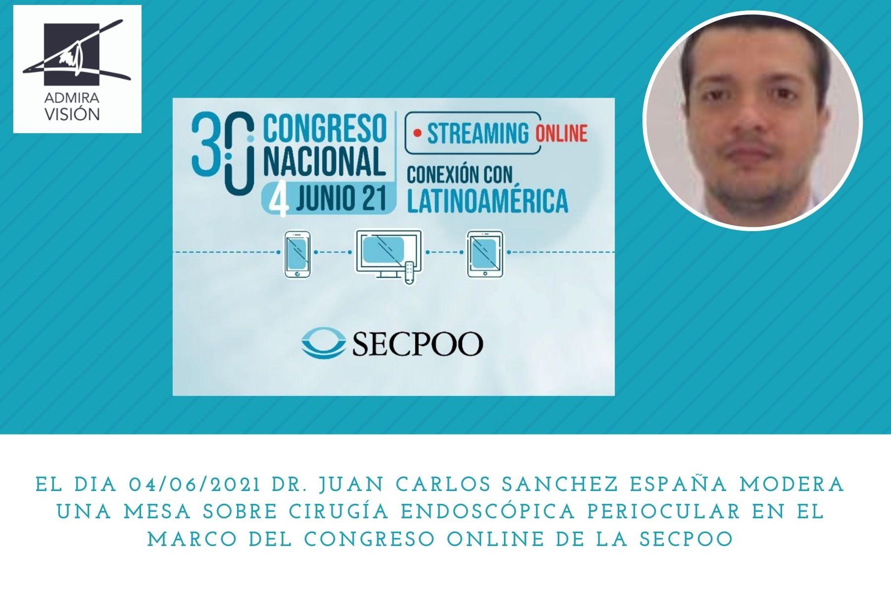 Participem al congrés de la SECPOO 2021