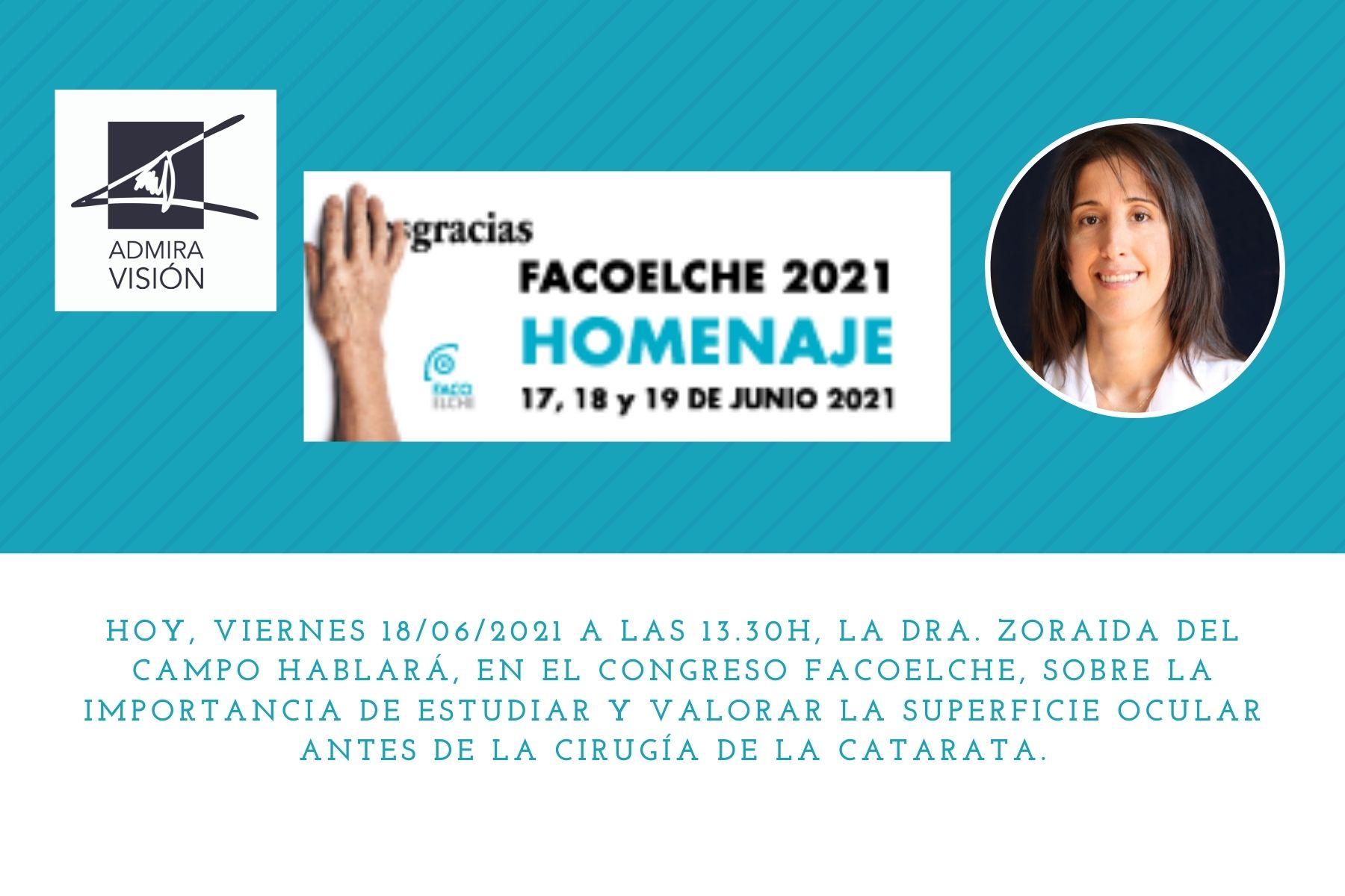 Participem al congrés Facoelche 2021