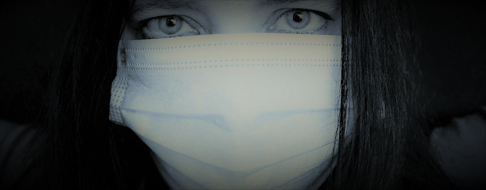 Consecuencias del uso continuado de la mascarilla, sobre los ojos